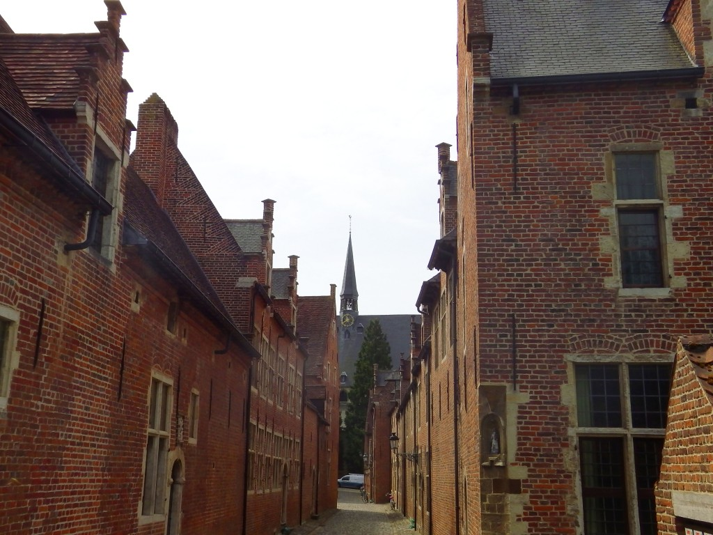 Beguinage Leuven