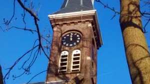 Ruigoord clock tower